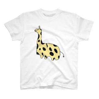 きりんちゃん T-shirts