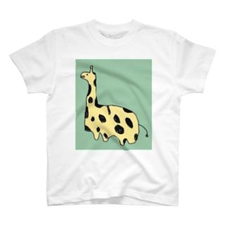 きりんちゃん2 T-shirts