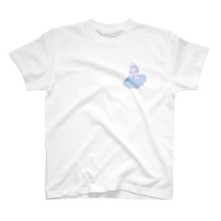 もくもく魔法少女 T-shirts