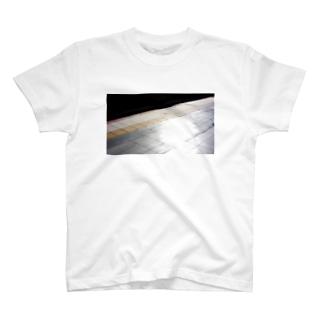 イエローライン? T-shirts