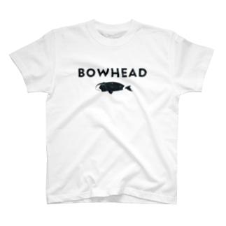 ホッキョククジラ T-shirts