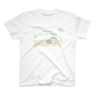 MELLOW WAVES T-shirts