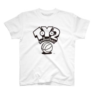 TOYO2バスケ2 T-shirts