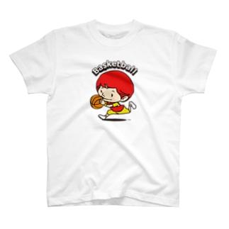TOYO2バスケ・ヨスコ T-shirts