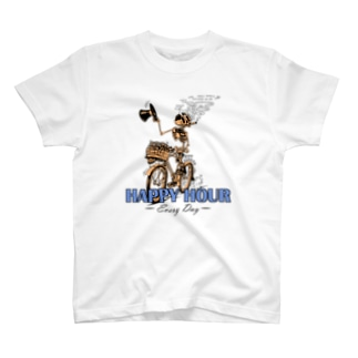 """HAPPY HOUR""(clr) #1 T-Shirt"
