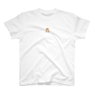 小さいクソハムちゃん T-shirts
