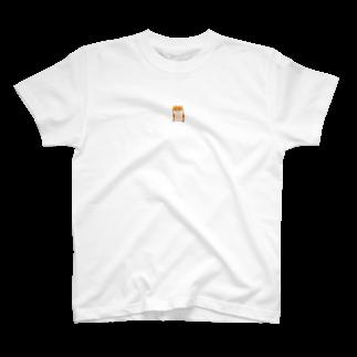 NORICOPOの小さいクソハムちゃん T-shirts