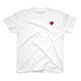 ココロ・キュウサン Tシャツ T-shirts