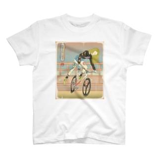 """""""双輪車娘之圖會"""" 3-#1 T-shirts"""