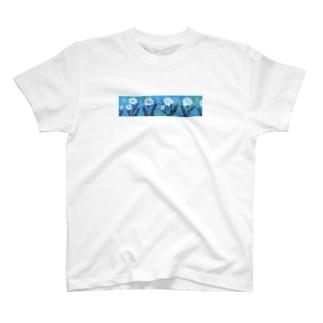 ははのひ💙 T-shirts