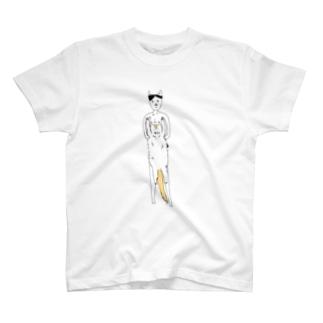 ヨウカンさんとおかき T-shirts