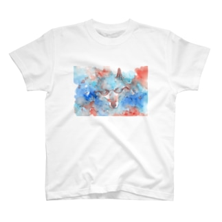 May wolf with glasses T-shirts