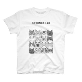16CAT/第11回同窓会+Cat Apartmentロゴ T-shirts