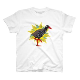 ヤンバルクイナさん T-shirts