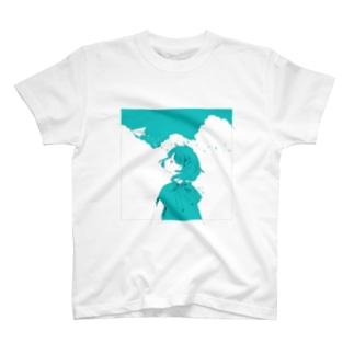 紙飛行機 T-shirts