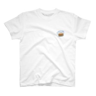 おいしい珈琲 T-shirts