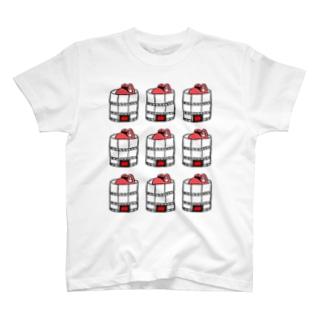 風呂で一休み T-shirts