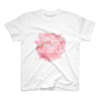 さくらいろのうさぎ T-shirts