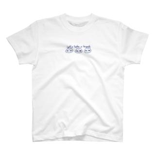 ひとやすみネコ T-shirts