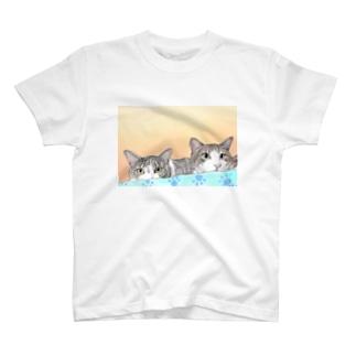 ソラちゃん シド君 T-shirts