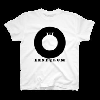 mosmos storeのEnigma Pendulum T-shirts