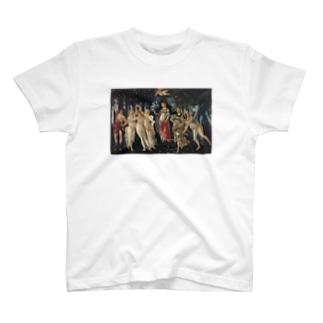 春(プリマヴェーラ) T-shirts