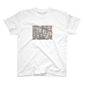 変電所No.1 T-shirts