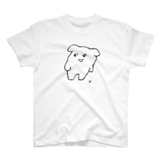 よよ(しろ) T-shirts