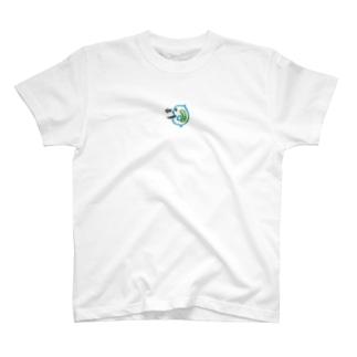 臨戦態勢の整ったミジンコ T-shirts