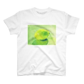 名も無きレモン T-shirts