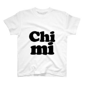 Chi mi T-shirts