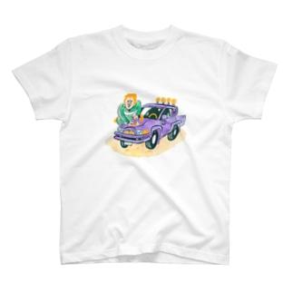ビフの T-shirts