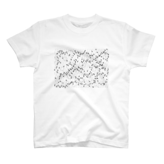 雨模様 T-Shirt