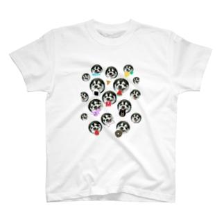 怒れるムム様 T-shirts