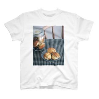 オレンジの入ったスコーン。 T-shirts
