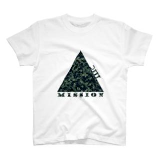Enigma Mission No.1 T-shirts