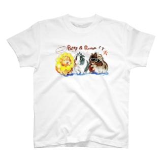 オリジナルイラストです☆ T-shirts