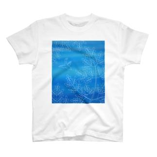 晒の森A T-shirts