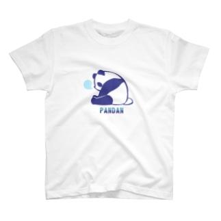 お眠なパンダン T-shirts