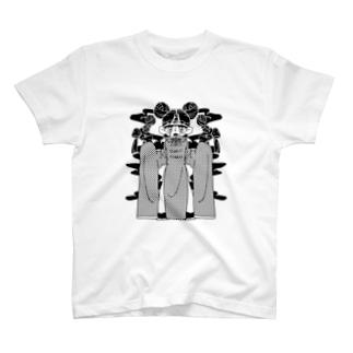 ふえぇ、、、、 T-shirts