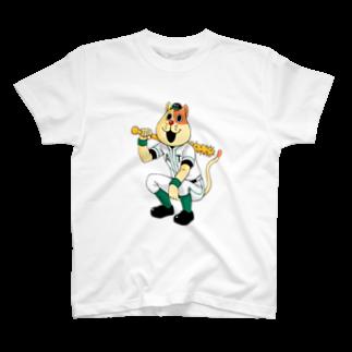 伏井しんぺいのネコやん T-shirts