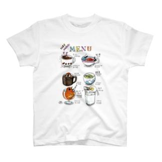 カップ鳥シリーズ T-shirts