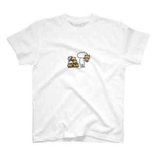 Mr.AWKWARD with Kitty T-shirts