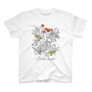 かくれんぼ T-shirts