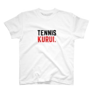 テニス狂Tシャツ  T-shirts