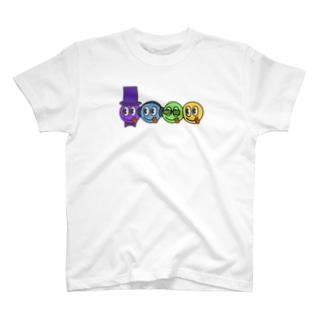 ばくてつ T-shirts
