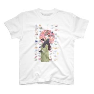 願わくは T-shirts
