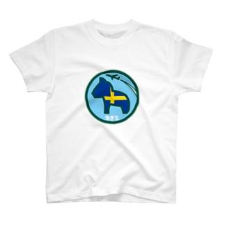 パ紋No.2943 ゆきち T-shirts