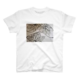 斜 T-shirts