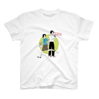 映画『1秒先の彼女』×mame Tシャツ T-shirts
